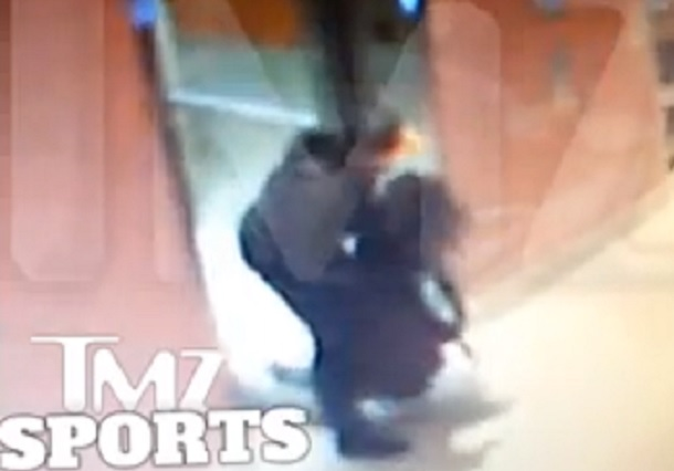 Ray Rice drag unconscious wife