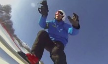 2014 Sochi Olympics: BBC's Graham Bell Provides POV Look at Rosa Khutor Downhill Ski Course (Video)