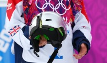 2014 Sochi Olympics: Czech Snowboarder's Epic Crash Cracked Her Helmet Like an Egg (Video + Pics)