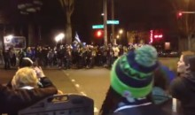 Seahawks Fans Will Not Jaywalk During Their Super Bowl Victory Celebration (Video)