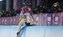 2014 Sochi Olympics: Shaun White and His Bendy Snowboard Fail to Medal in Men's Halfpipe (Pic + GIF)