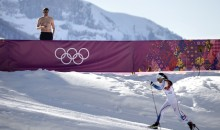 2014 Sochi Olympics: It's Hot Enough to go Shirtless at the Winter Games (Photo)