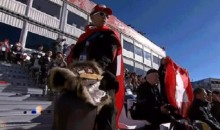 2014 Sochi Olympics: Swiss Cow Bell Ringer Is Kinda NSFW (Video)