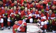 2014 Sochi Olympics: Canada Wins Men's Hockey Gold (GIFs)