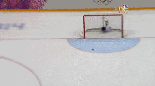 USA Canada empty net hockey post