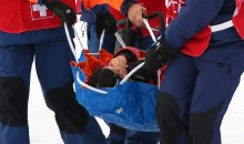 2014 Sochi Olympics: Canadian Freestyle Skier Yuki Tsubota Suffers Nasty Crash on Slopestyle Course (GIF)