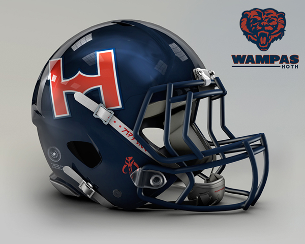 Hoth Wampas – Chicago Bears