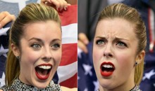2014 Sochi Olympics: Ashley Wagner Inspires First Great Meme of the Winter Games