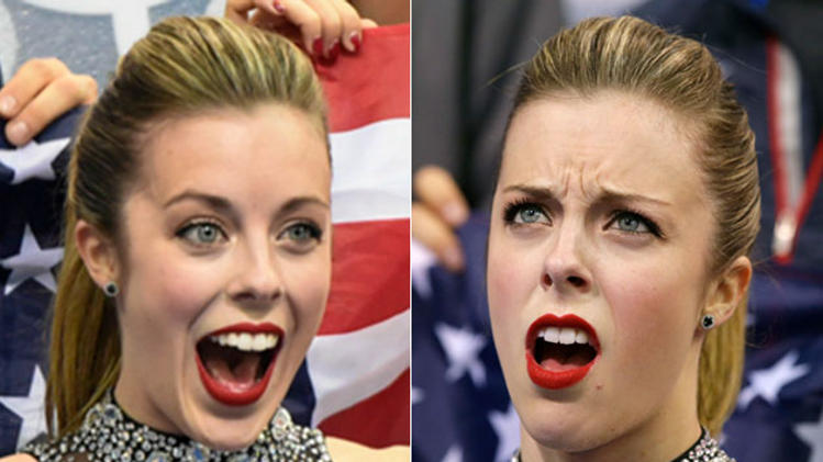 ashley wagner bullshit sochi 2014