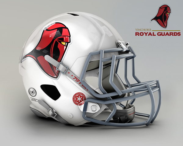 Yinchorr Royal Guards – Arizona Cardinals