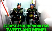 27 Best #Sochiproblems Tweets and Memes
