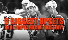 9 Biggest Upsets in Olympic Hockey History