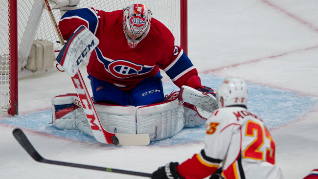 carey price vs. flames