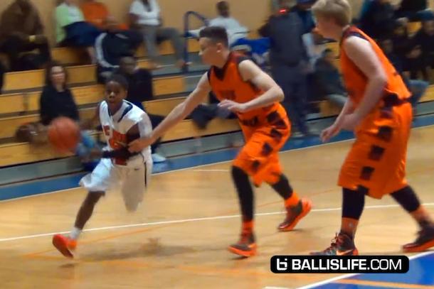 chase adams basketball phenom