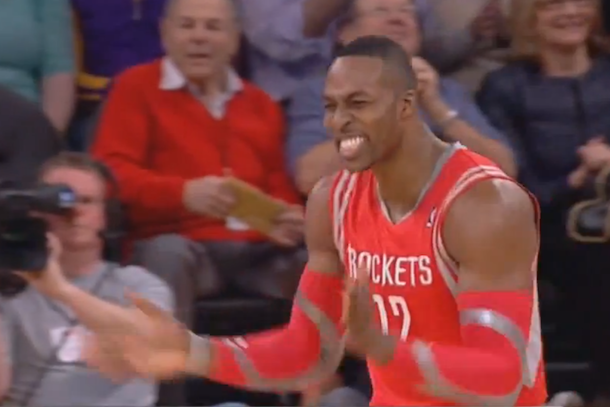 dwight howard return to los angeles