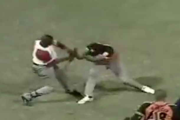 epic cuban baseball brawl