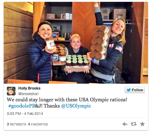 holly brooks - 2014 winter olympic athletes to follow