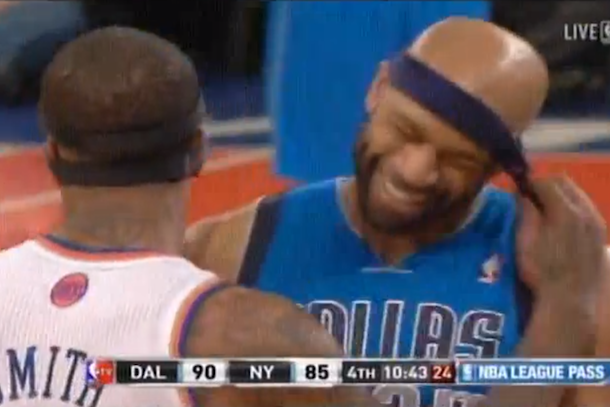 j.r. smith vince carter headband