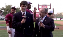 Jameis Winston: Heisman Trophy-Winning Baseball Photobomber (Video)