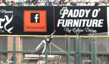 Josh Reddick Robs Michael Morse of a Home Run Twice in One Game (Video)
