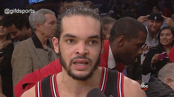 lakers fan flip bird noah interview