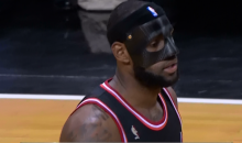 LeBron James Is Batman (Pics)