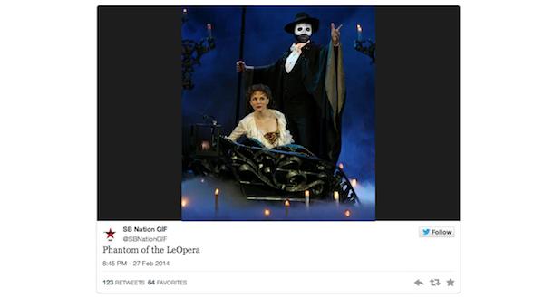 lebron phantom of the opera