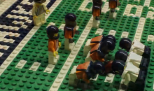 Super Bowl XLVIII Gets LEGO Remake (Video)