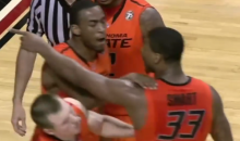 Oklahoma State's Marcus Smart Suspended Three Games for Shoving a Texas Tech Fan (Videos)