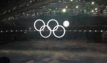More #SochiProblems: Olympic Ring Malfunctions During Opening Ceremony (GIF)