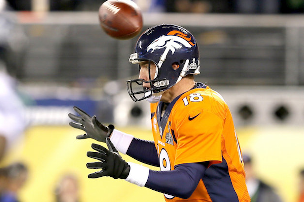 peyton manning snap safety super bowl xlviii