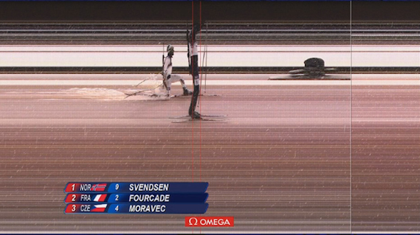 photo finish men's 15k biathlon sochi 2014