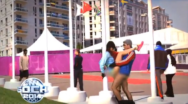 sex in olympics village