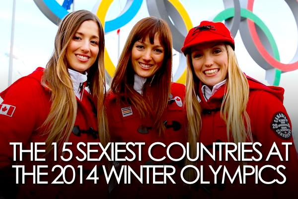 Hottest Female Athletes Sochi 2014 Winter Olympics