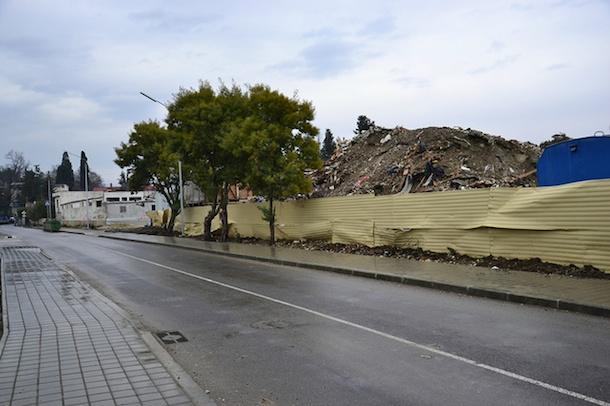 sochi garbage dumps