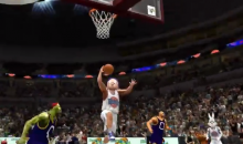 Here's What a 'Space Jam' Version of NBA 2K14 Would Look Like (Video)