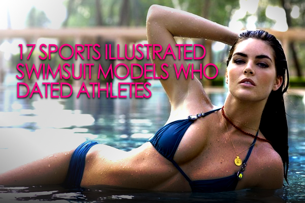 sports illustrated swimsuit models who dated athletes