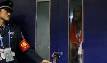 Stephon Marbury Got Ejected from a Chinese Basketball Game, So They Locked Him Out of the Arena (Video)
