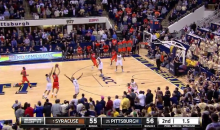 Syracuse Stays Undefeated Thanks to Three-Point Buzzer-Beater by Tyler Ennis (Video)
