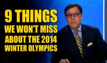 9 Things We Won't Miss About the 2014 Winter Olympics