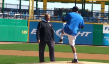 Tracy McGrady Is Trying to Become a Professional Baseball Player (Video)