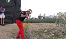 Ridiculous Clutch Shots by Victor Dubuisson Made Yesterday's Match Play Championship Final Extremely Exciting (Video)