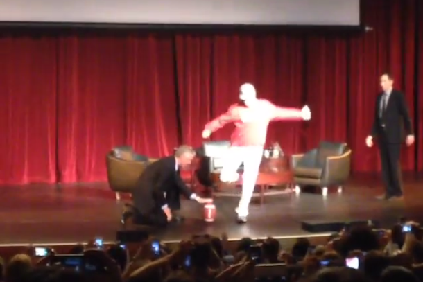 will ferrell kicking field goal with pete carroll at usc