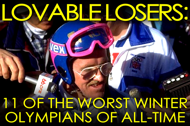 worst winter olympians of all-time