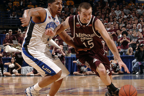 1 blake ahearn missouri state 2006 - biggest ncaa tournament snubs all time