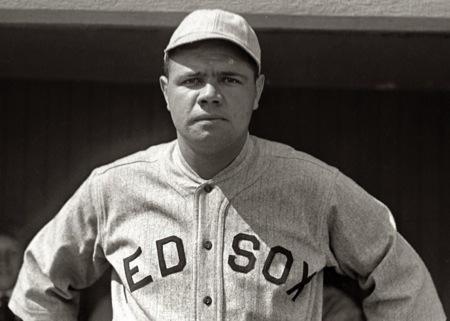 1. Babe Ruth
