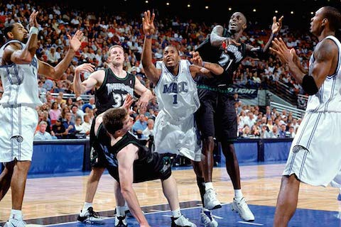 10 2003-04 Orlando Magic - longest NBA losing Streaks