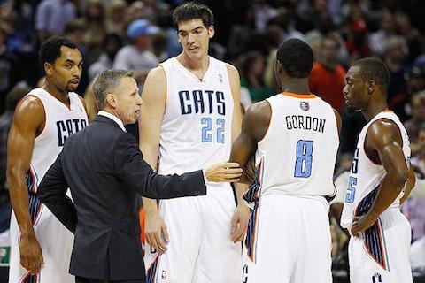 11 2012-13 Charlotte Bobcats - longest NBA losing streaks