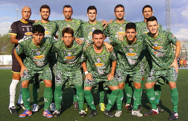 11 la hoya lorca broccoli uniforms 2013 - worst soccer uniforms all time -  worst football ead5c42d1