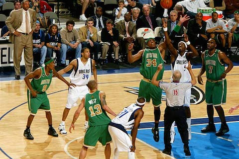 12 2006-07 Boston Celtics - longest NBA losing Streaks